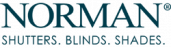 Norman Shutters Blinds Shades Logo