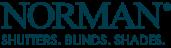 Norman Shutters Blinds Shades Logo