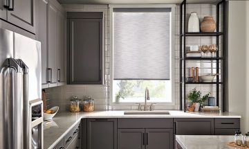 Boise Shade Co. | Linen Roller Shades