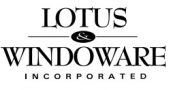 Lotus & Windoware Logo